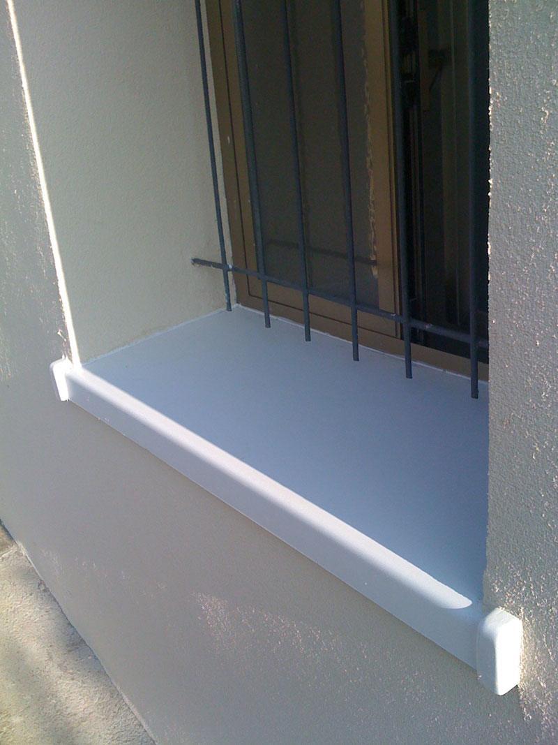 Coprisoglia in marmoresin linea marmoedile - Soglie per finestre ...