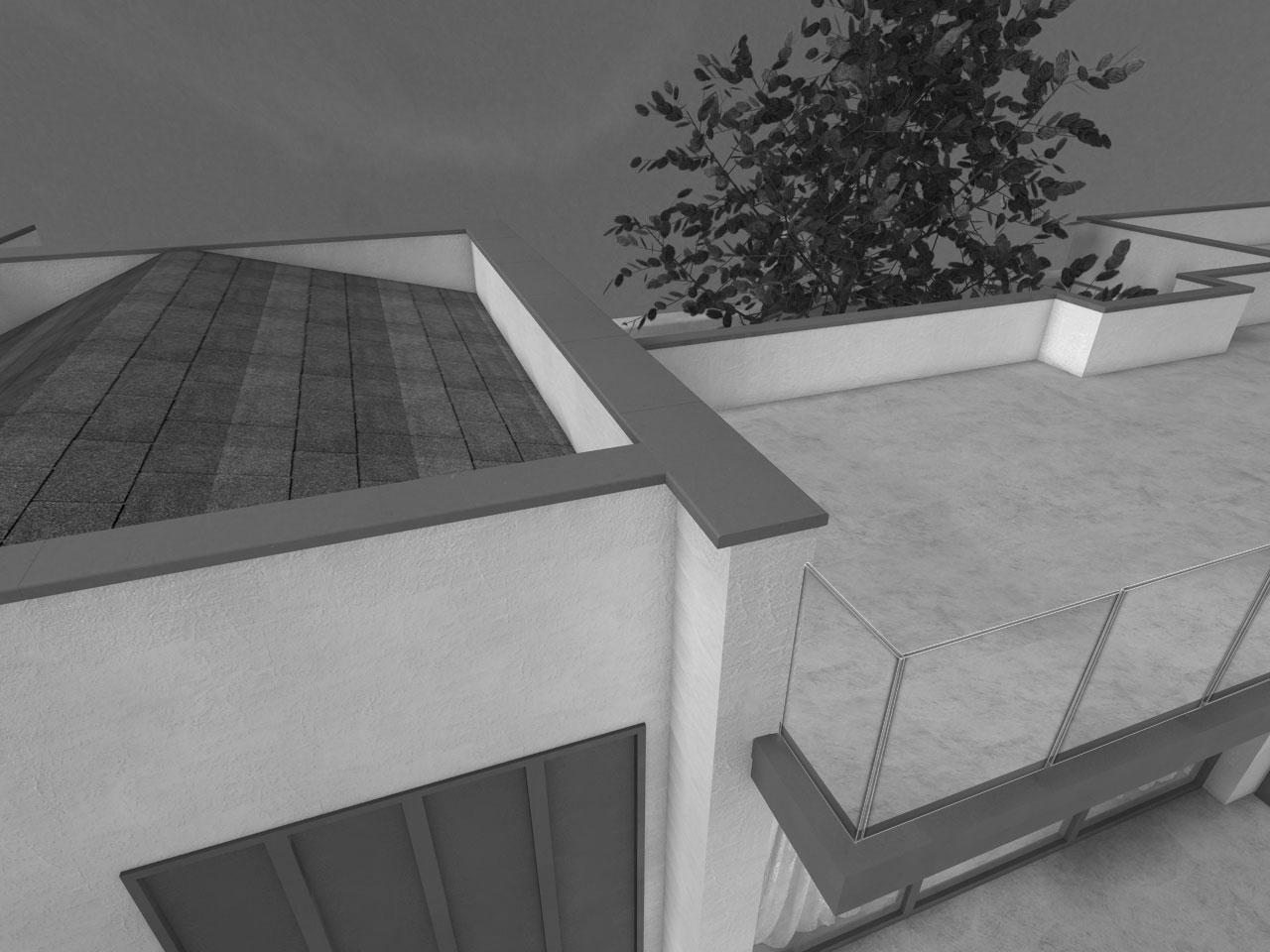 Copertine per muretti esterno in cemento prezzi interno for Coprimuro prezzi
